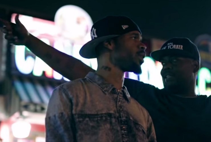 "Cannibal Ox ""Harlem Knights"" (video)"