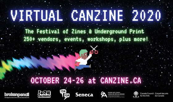 Canzine Goes Virtual for 2020 Edition