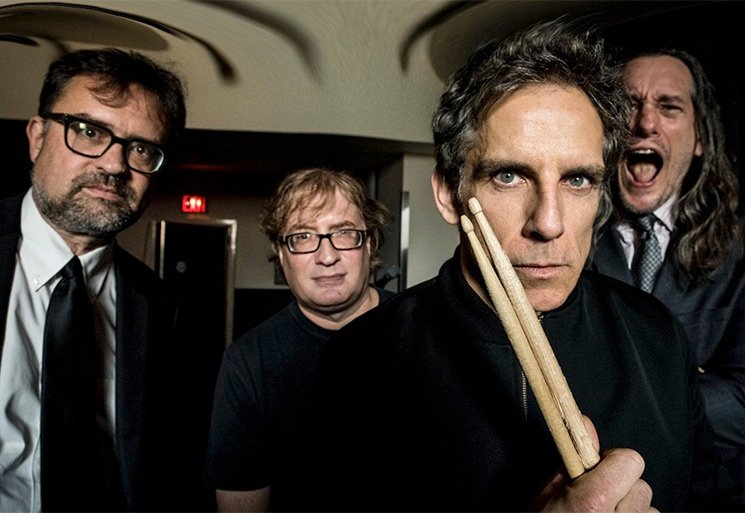 Listen to a New Song from Ben Stiller's Outsider Punk Band Capital Punishment