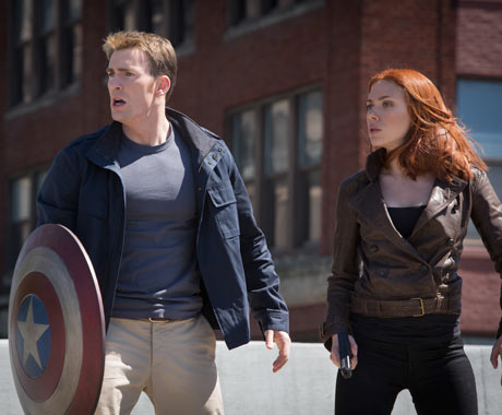 Reviews of 'Captain America: The Winter Soldier,' 'Afflicted' and 'Jodorowsky's Dune' in This Week's Film Roundup