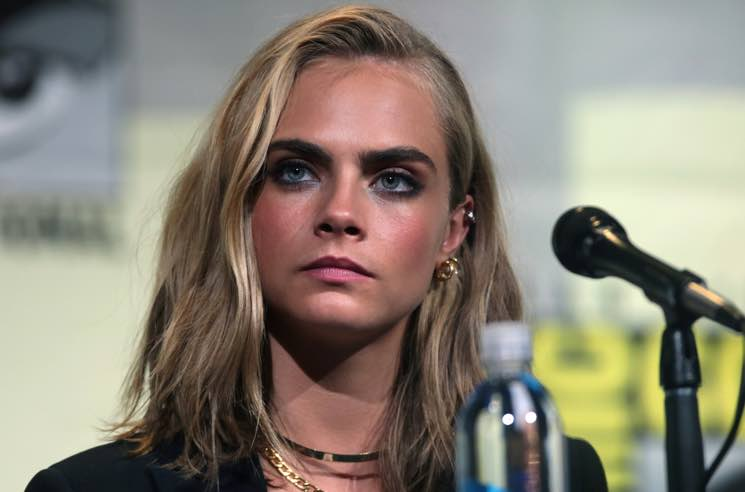 ​Cara Delevingne Details Sexual Harassment by Harvey Weinstein