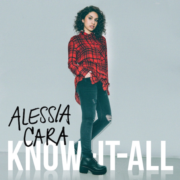 Alessia Cara Announces 'Know-It-All' Album