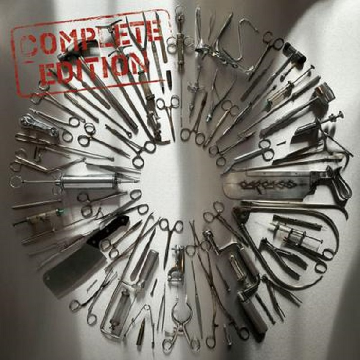 Carcass Deliver 'Surgical Steel: The Complete Edition'
