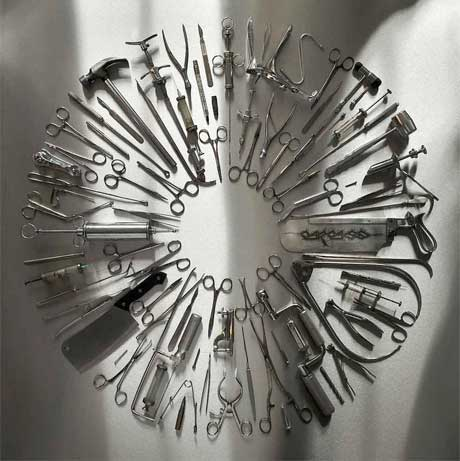 Carcass 'Surgical Steel' (album stream)