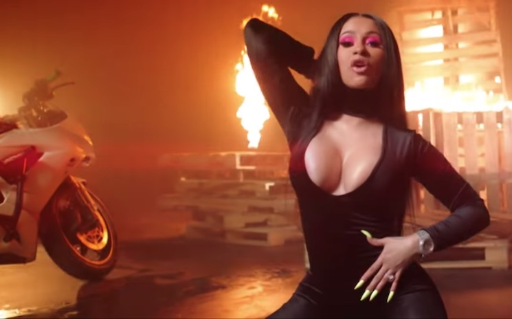 "DJ Khaled, 21 Savage and Cardi B Join Forces for a Fiery ""Wish Wish"" Video"