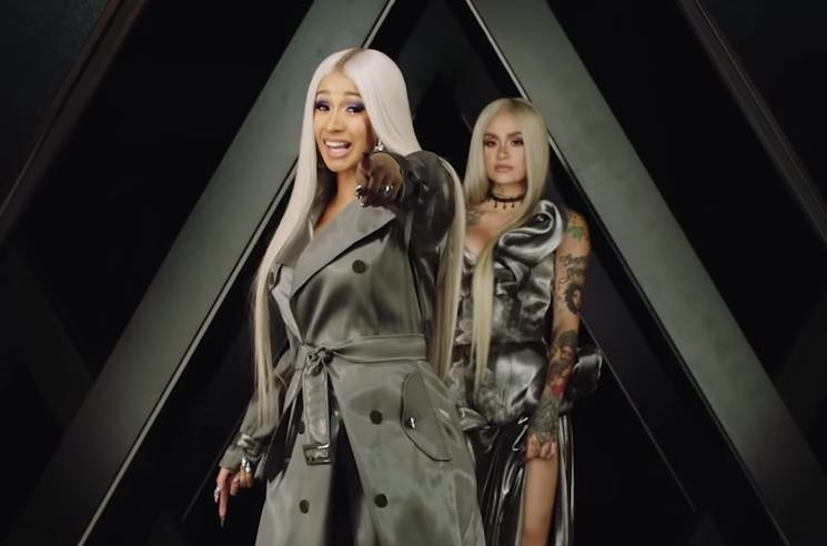 "​Cardi B and Kehlani Can't Get a Phone Call in ""Ring"" Video"