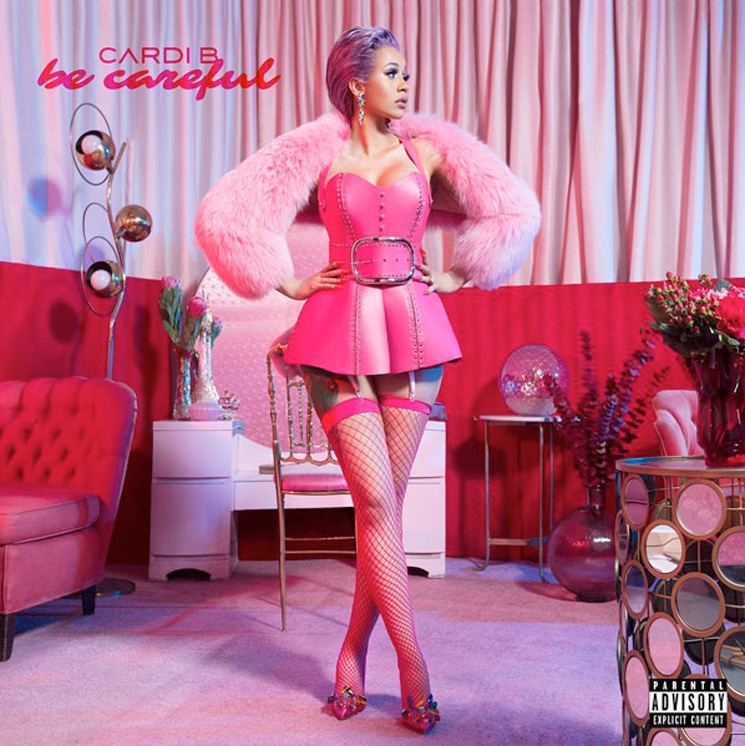 "Cardi B Drops New Track ""Be Careful"""