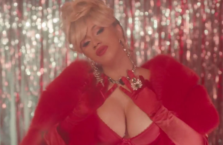 "Watch Cardi B Get Lavish with 21 Savage and Offset in New ""Bartier Cardi"" Video"