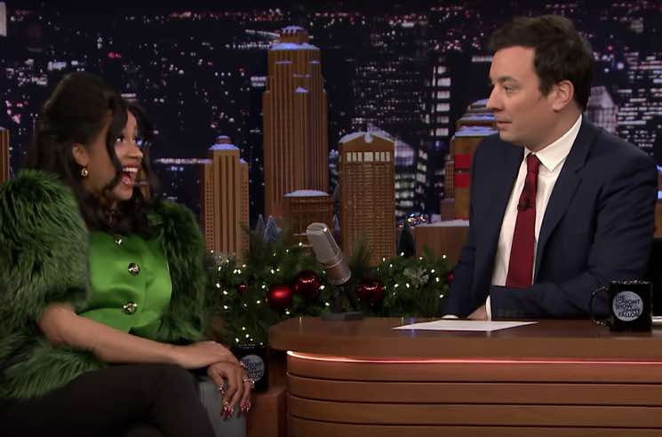 ​Cardi B to Host 'The Tonight Show' with Jimmy Fallon