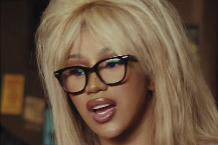 Cardi B Joins 'Wayne's World' with Mike Myers and Dana Carvey in Super Bowl Ad