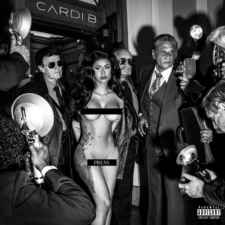 "Hear Cardi B's New Single ""Press"""