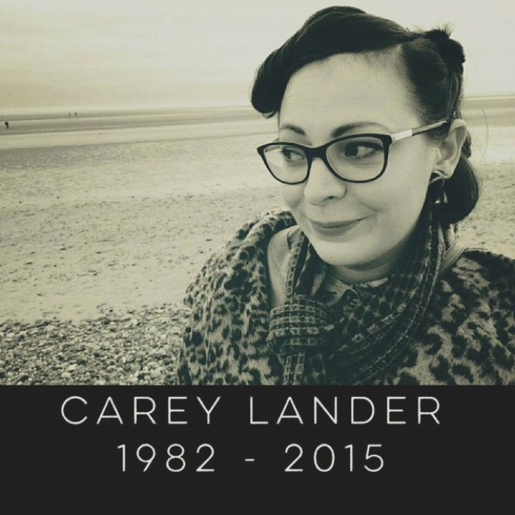Camera Obscura's Carey Lander Passes Away