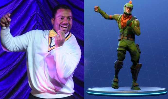 'Fresh Prince' Star Alfonso Ribeiro Is Suing 'Fortnite' for Lifting the Carlton Dance