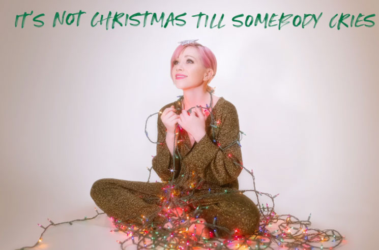 Carly Rae Jepsen Has a New Christmas Song for You