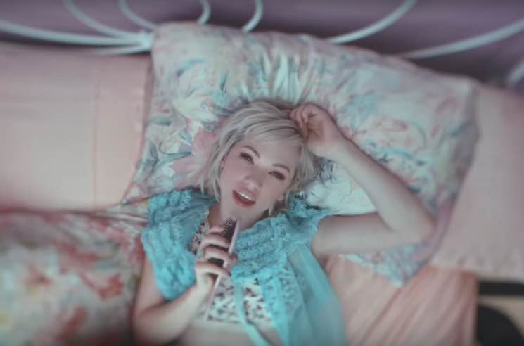 "​Carly Rae Jepsen Makes the Whole World Her Bedroom in ""Want You in My Room"" Video"