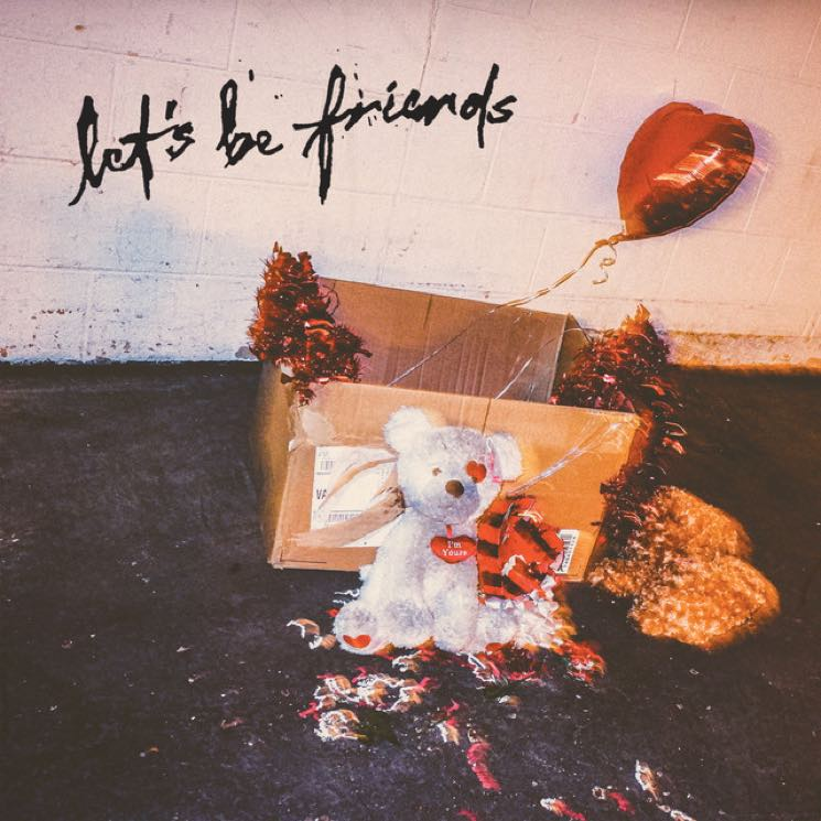 "Carly Rae Jepsen Releases New Song ""Let's Be Friends"""
