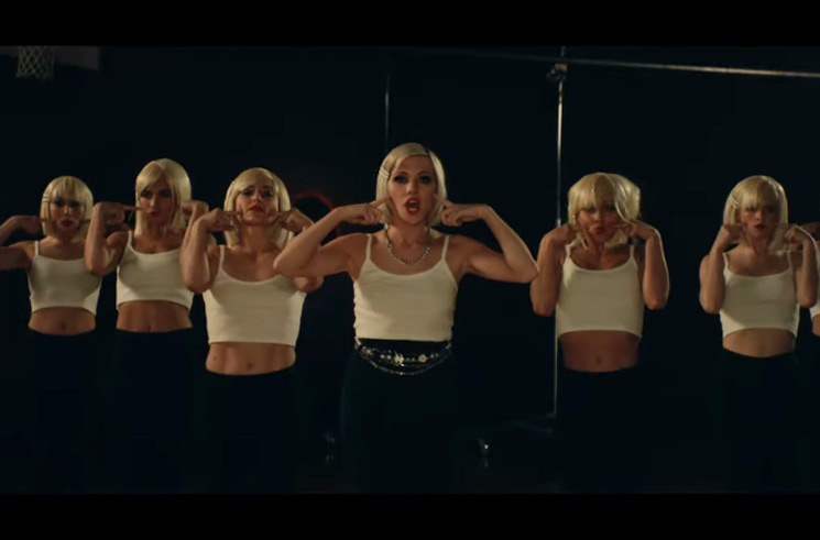 "Watch Carly Rae Jepsen Multiply in Her ""Too Much"" Video"