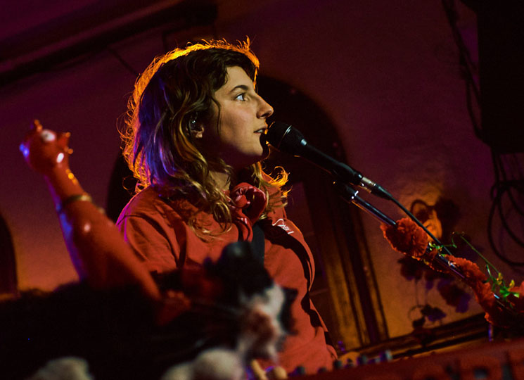 Caroline Rose Quai des Brumes, Montreal QC, October 2