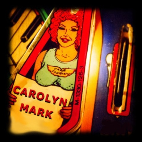 Carolyn Mark 'Pinball Session' (live in-studio)