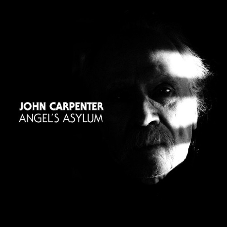"John Carpenter ""Angel's Asylum"""