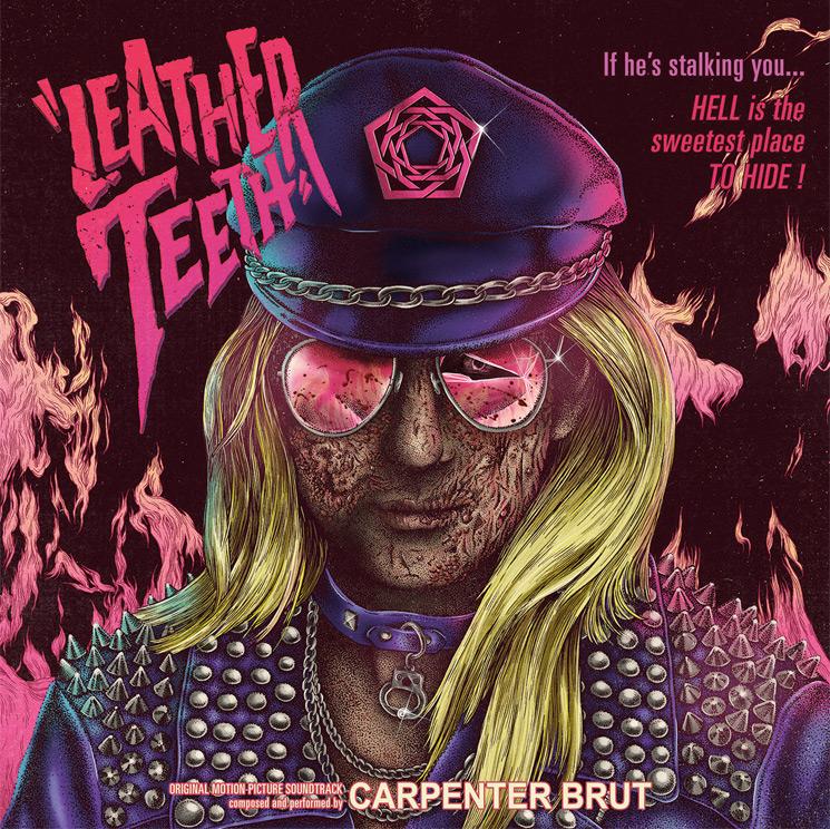 Carpenter Brut Drops Surprise Album 'Leather Teeth'