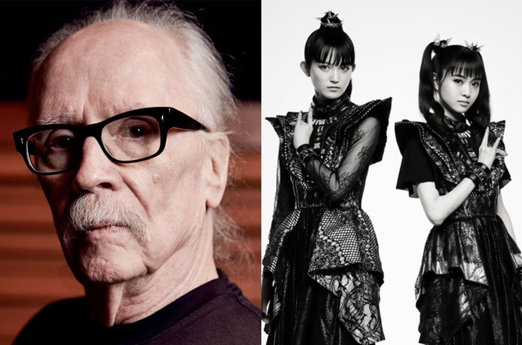 John Carpenter Is a Huge Babymetal Fan: 'They're So Fabulous!'