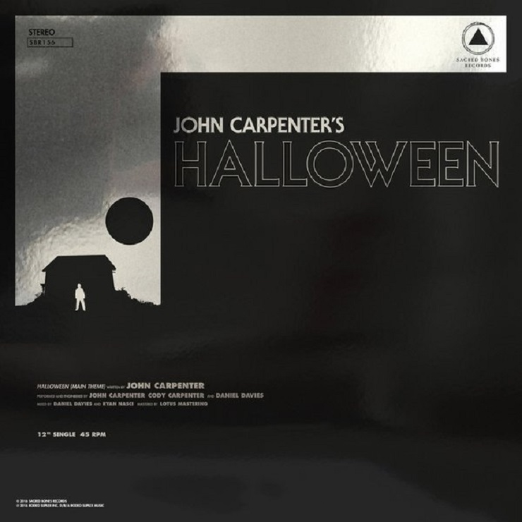 John Carpenter Re-records 'Halloween' and 'Escape from New York' Themes for New Release