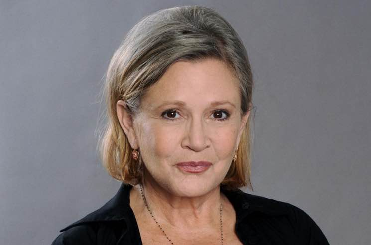 Carrie Fisher Sent a Cow Tongue to a Sony Producer Who Sexually Harassed Her Friend