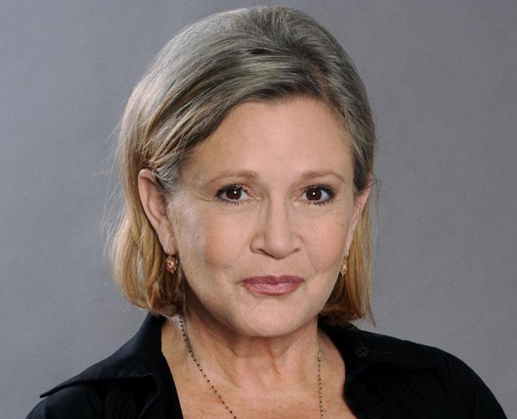 Carrie Fisher Suffers Massive Heart Attack on International Flight