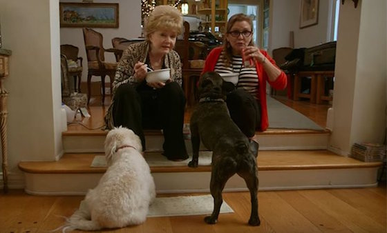 HBO's Carrie Fisher and Debbie Reynolds Documentary Will Screen at TIFF Bell Lightbox