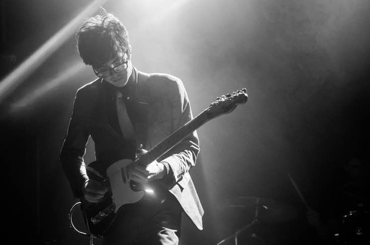 ​Car Seat Headrest Plot North American Tour