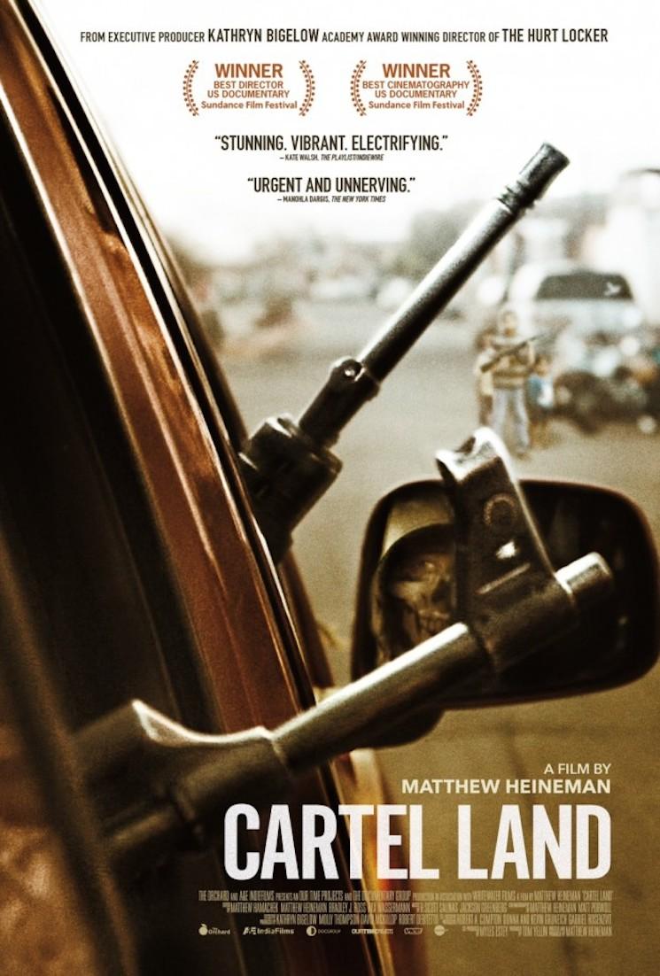 Cartel Land Trailer
