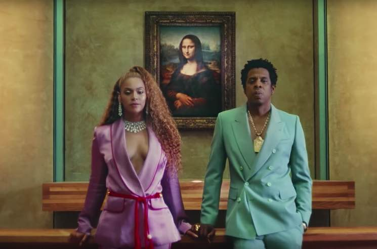 ​There's a Beyoncé and JAY-Z Tour at the Louvre Now