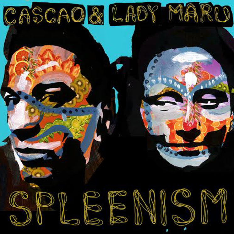 """Cascao & Lady Maru """"Coconauts and Cosmonuts"""""""