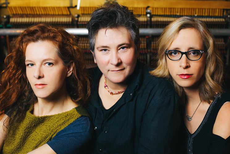 "k.d. lang Explains the ""Exhilarating and Excruciating"" Birth of case/lang/veirs"