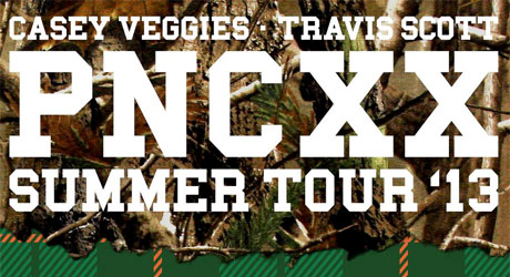 "Casey Veggies and Travi$ Scott to Take ""PNCXX"" Tour Across North America, Play Toronto"