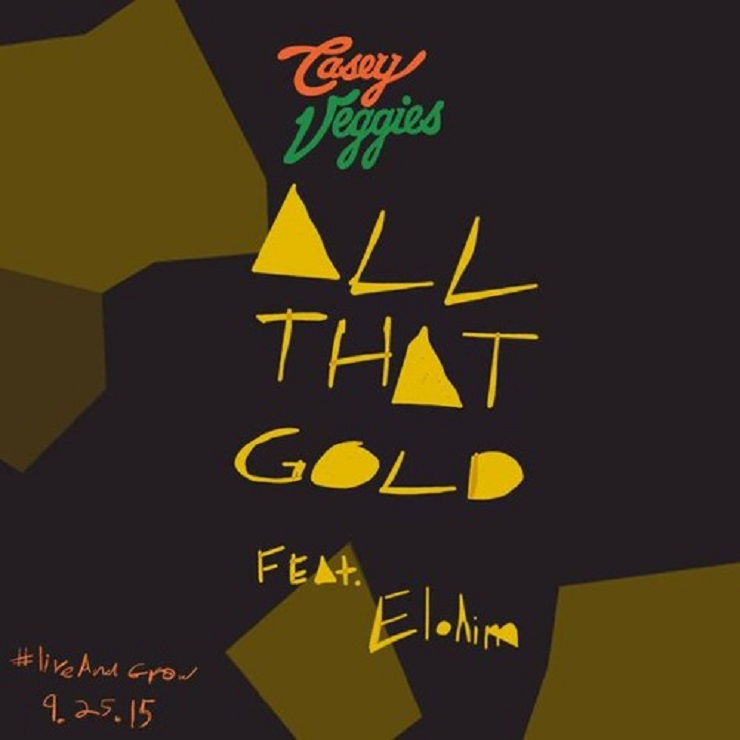 "Casey Veggies ""All That Gold"" (ft. Elohim)"