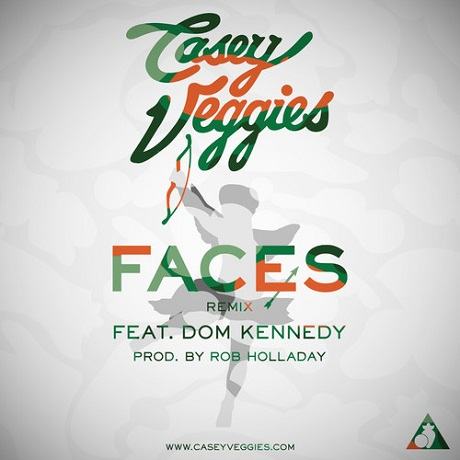 "Casey Veggies ""Faces"" (remix ft. Dom Kennedy)"