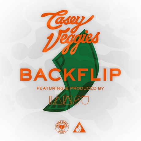Casey Veggies 'BackFlip' (ft. IAMSU)