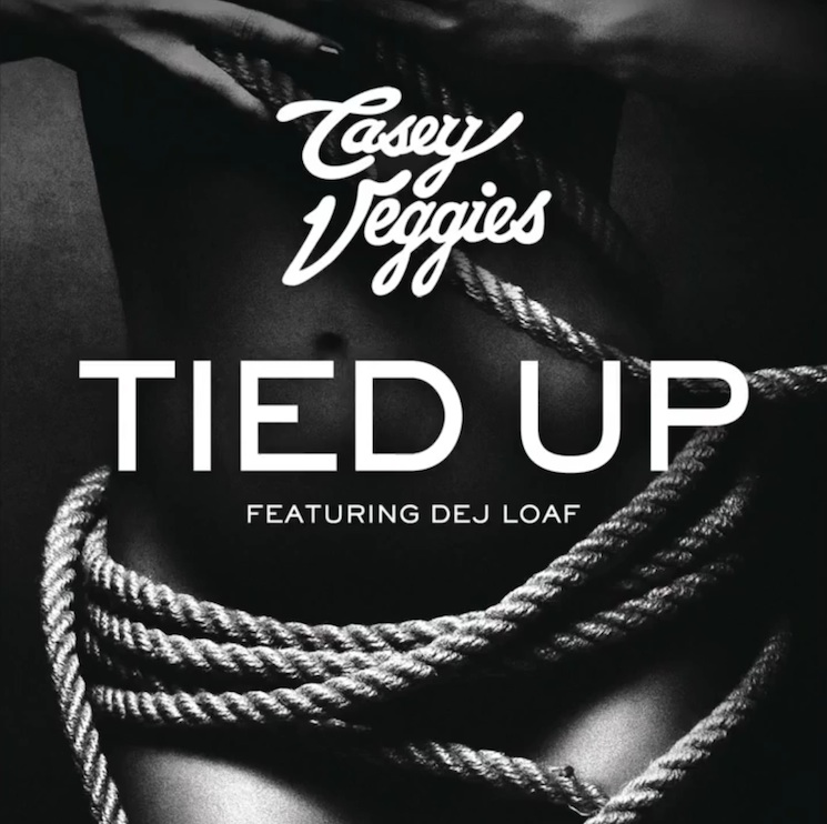 "Casey Veggies ""Tied Up"" (ft. Dej Loaf)"