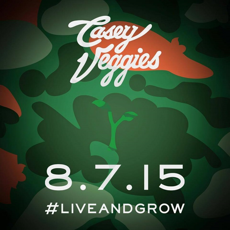 Casey Veggies Sets Release Date for 'Live & Grow'