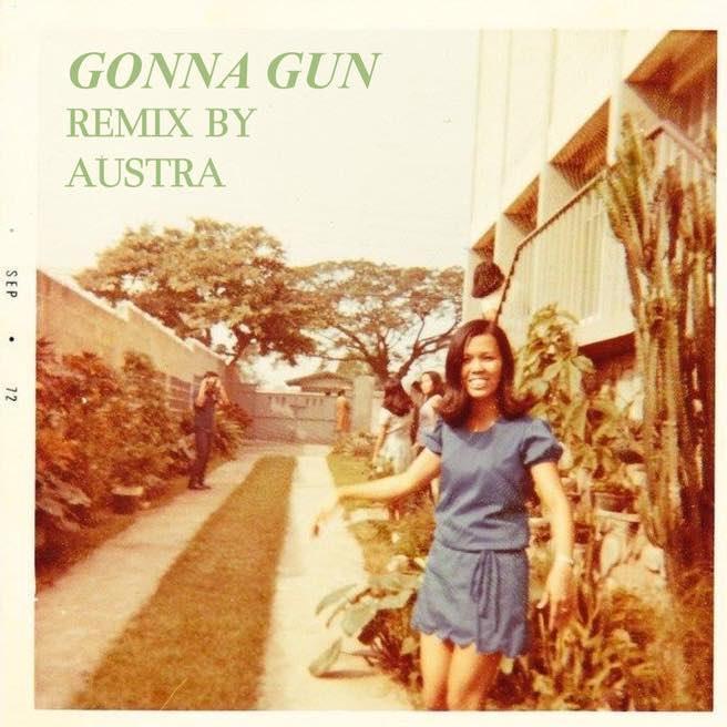 "Casey Mecija ""Gonna Gun"" (Austra remix)"