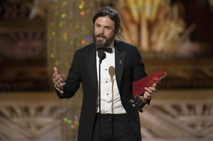 ​Casey Affleck Will Not Present at the Oscars