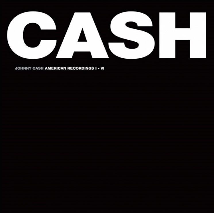 Johnny Cash's 'American' Series Collected in Vinyl Box Set