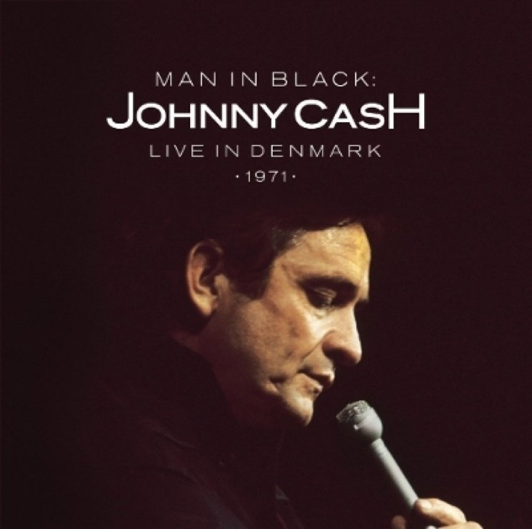 Johnny Cash Treated to Reissues of Rare '70s Concert Recordings