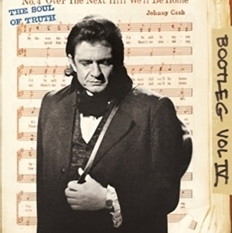 Johnny Cash Honoured with 'Bootleg Vol. IV'