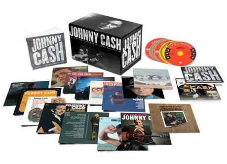 Johnny Cash Gets Massive 61-Disc Retrospective Box Set