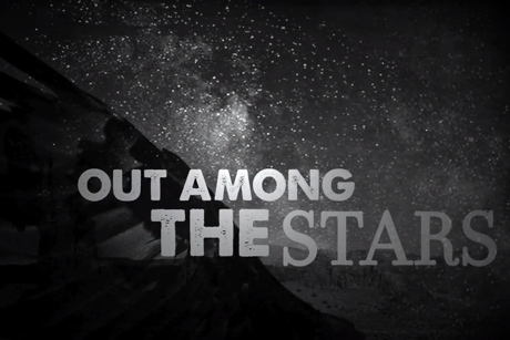 Johnny Cash 'Out Among the Stars' (lyric video)