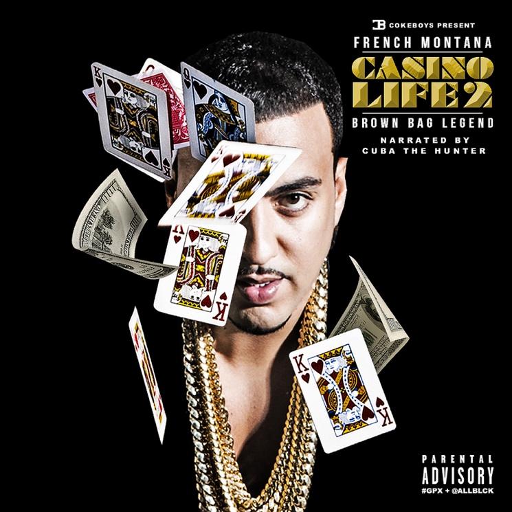 French Montana 'Casino Life 2: Brown Bag Legend' (mixtape)