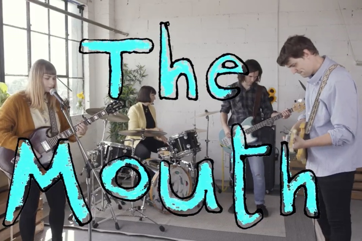 Casper Skulls Celebrate an Ontario Park with 'The Mouth'